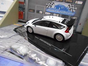 【送料無料】模型車 モデルカー スポーツカー シトロエンネットワークラリーボディcitroen c4 wrc white rallye spec white plainbody wheelset fr umbau ixo 143