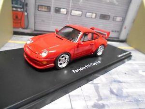 【送料無料】模型車 モデルカー スポーツカー ポルシェカップボディporsche 911 993 cup rs 38 rot red plain body 1996 resin schuco pro r sp 143