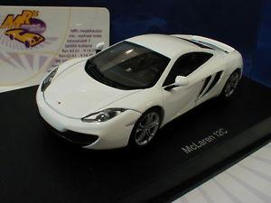 【送料無料】模型車 モデルカー スポーツカー マクラーレントップautoart 56009 mclaren 12c road car baujahr 2011 wei 143 toppreis