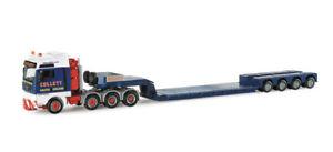 【送料無料】模型車 モデルカー スポーツカー トターハリファックスherpa h0 154352 man tga xxl nooteboom pendelx sattelzug collett halifax gb