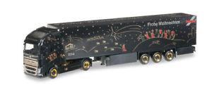【送料無料】模型車 モデルカー スポーツカー ボルボケーストタークリスマストラック