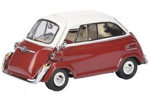 【送料無料】模型車 モデルカー スポーツカー レッドホワイトschuco 02356 143 bmw 600 rotweiss neu