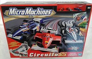 【送料無料】模型車 モデルカー スポーツカー マイクロマシンレースレーシングコルサmicro machines race circuit f1 racing pista da corsa f1  hasbro