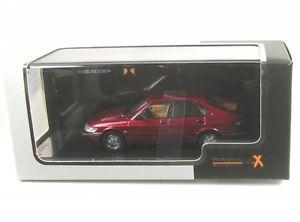 【送料無料】模型車 モデルカー スポーツカー サーブダークレッドメタリックsaab 900 v6 dark red metallic 1994