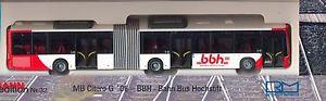 【送料無料】模型車 モデルカー スポーツカー エディションバスピンシターロrietze bahn edition bbh bahn bus hochstift mb citaro g 06