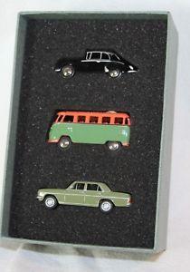 【送料無料】模型車 モデルカー スポーツカー モデルオールディーズbub 187 metallmodelle exclusivset golden oldies 2008 3 fahrzeuge neu