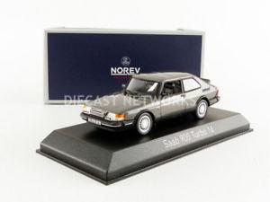 【送料無料】模型車 モデルカー スポーツカー サーブターボクーペnorev 143 saab 900 turbo 16 coupe 1991 810033
