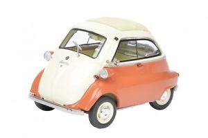 【送料無料】模型車 モデルカー スポーツカー オレンジベージュ02116 schuco 143 bmw isetta orange beige