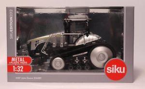 【送料無料】模型車 モデルカー スポーツカー ファーマージョンディアシルバーエディションsiku farmer 4487 john deere 8360rt silber edition 132 ovp 0130164