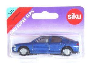 【送料無料】模型車 モデルカー スポーツカー フォードモンデオsiku 1057 ford mondeo ovp 570284