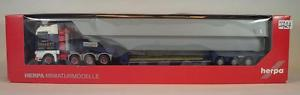 【送料無料】模型車 モデルカー スポーツカー ヘビーデューティトターハリファックスイギリス#herpa 187 man tga xxl schwerlast sattelzug collett halifax england ovp 2724
