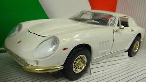 【送料無料】模型車 モデルカー スポーツカー フェラーリヨーロッパertl 118 1966 ferrari 275 gtb 4 european classics in ovp a683
