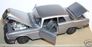 【送料無料】模型車 モデルカー スポーツカー メルセデスクーペスペインold rare auto pilen mercedes 250 coupe ref 305 143 1969 made in spain