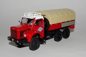 【送料無料】模型車 モデルカー スポーツカー トラックトラックガゼルネットワークアシェット