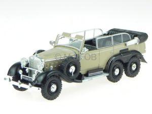 【送料無料】模型車 モデルカー スポーツカー メルセデスベージュブラックモデルmercedes g4 w31 1938 beige schwarz modellauto wb158 whitebox 143