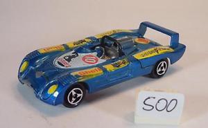 【送料無料】模型車 モデルカー スポーツカー ルマンレーシングカー#majorette 160 nr 239 matra simca 670 le mans rennwagen nr 2 500