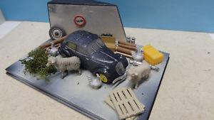 【送料無料】模型車 モデルカー スポーツカー プジョーデグランジpeugeot 202 sortie de grange 143