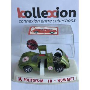 【送料無料】模型車 モデルカー スポーツカー politoys m10 howmet 143 nb