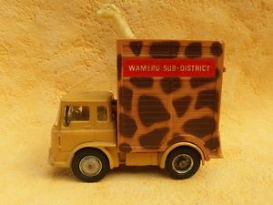 【送料無料】模型車 モデルカー スポーツカー コーギーベッドフォードトターユニットサブcorgi toys bedford tractor unit wameru subdistrict k37