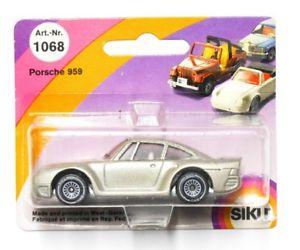 【送料無料】模型車 モデルカー スポーツカー ポルシェsiku 1068 porsche 959 ovp 275993