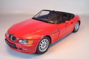 【送料無料】模型車 モデルカー スポーツカー モデル#ut modells 118 bmw z 3 cabrio rot 2145