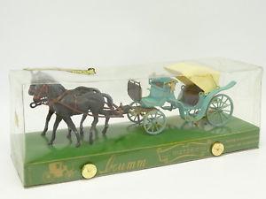 【送料無料】模型車 モデルカー スポーツカー シリアルデリヨンbrumm 143 historical serie calche chevaux milord eugenia di montijo 1852