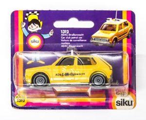 【送料無料】模型車 モデルカー スポーツカー パトロールゴルフsiku 1312 adacstraenwacht vw golf ovp 2498107