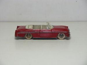 【送料無料】模型車 モデルカー スポーツカー クライスラーニューヨーカーフランスneues angebotdinky toys n 24a chrysler yorker 1955 meccano france