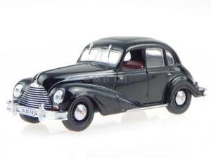 【送料無料】模型車 モデルカー スポーツカー セダンデラックスモデルカーノスタルジアemw 340 limousine schwarz ddr ostalgie deluxe modellauto 143