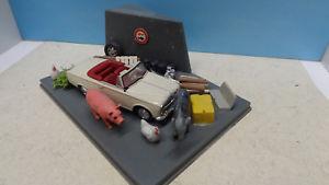 【送料無料】模型車 モデルカー スポーツカー プジョーカブリオレデグランジpeugeot 403 cabriolet sortie de grange 143