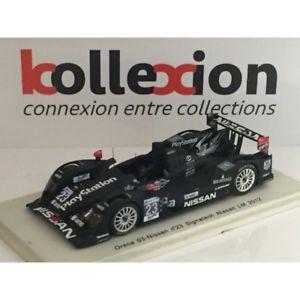 【送料無料】模型車 モデルカー スポーツカー スパークハイテクルマンspark s3710 oreca 03 nissan signatech n23 le mans 2012 143
