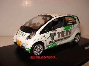 【送料無料】模型車 モデルカー スポーツカー コレクションバージョンjcollection jc305 mitsubishi i tein version 2011 au 143