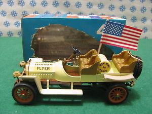 【送料無料】模型車 モデルカー スポーツカー トーマスフライヤーラリーニューヨークリオthomas flyer 1908 rally  yorkparigi      143 rio n 47