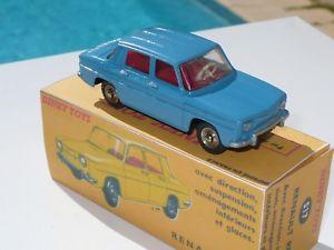 【送料無料】模型車 モデルカー スポーツカー ルノーdinky toys 517 renault 8  restauree  restored