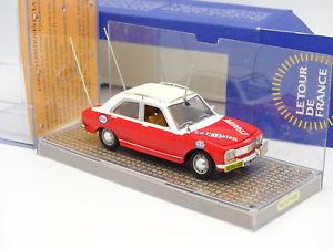 【送料無料】模型車 モデルカー スポーツカー プジョーコースツアードフランスnorev 143 peugeot 504 directeur de course tour de france 1969