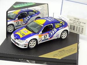 【送料無料】模型車 モデルカー スポーツカー スキッドルノーメガーヌマキシラリーデュリヨンskid vitesse 143 renault megane maxi efjie rallye du lyon charbonnires 1998