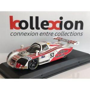 【送料無料】模型車 モデルカー スポーツカー ランチアルマンlancia lc1 ufo n53 le mans 1983