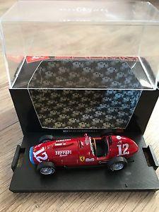 【送料無料】模型車 モデルカー スポーツカー フェラーリアルベルトアスカリインディハムferrari 375 special alberto ascari 1952 indy 500 brumm 143