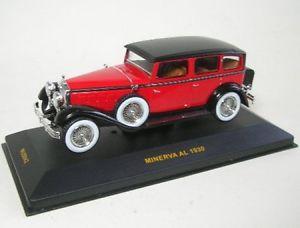 【送料無料】模型車 モデルカー スポーツカー ミネルヴァアルminerva al rotschwarz 1930