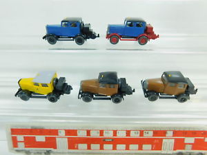 【送料無料】模型車 モデルカー スポーツカー #トターポストbo4530,5 5x wiking h0187 zugmaschine hanomag st 100 post etc, sehr gut