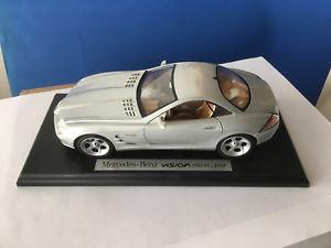 【送料無料】模型車 モデルカー スポーツカー メルセデスベンツビジョンレフmercedesbenz vision slr 118