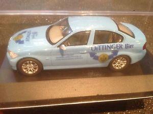 【送料無料】模型車 モデルカー スポーツカー シリーズボックススケールビールビールビールミントbmw serie 3 143 scale modelcar oettinger beer bier biere cerveza mint in box