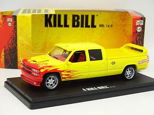 【送料無料】模型車 モデルカー スポーツカー ライトワゴンビルgreenlight 143 gmc pussy wagon kill bill