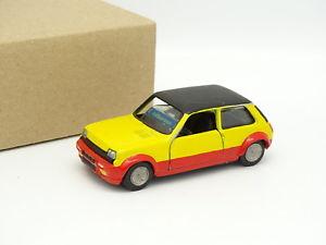 【送料無料】模型車 モデルカー スポーツカー モンテカルロキットルノーアルパインkit mont 143 renault 5 alpine gr2