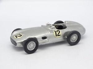 【送料無料】模型車 モデルカー スポーツカー ジョンデイキットメルセデスモンテカルロメタルjohn day kit mont mtal 143 mercedes w196 f1