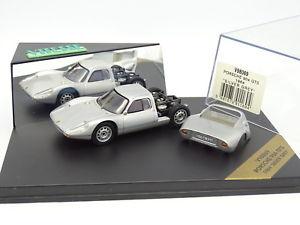 【送料無料】模型車 モデルカー スポーツカー ポルシェシルバーvitesse 143 porsche 904 gts silver 1964
