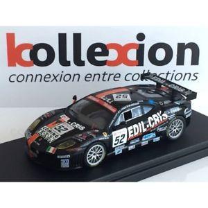 【送料無料】模型車 モデルカー スポーツカー フェラーリグアテマラモンツァferrari f430 gt2 n52 2me fia gt monza 2007