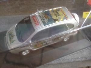 【送料無料】模型車 モデルカー スポーツカー ルノーセニックドミゼットrenault scenic kuifje de zwarte rotsen 143 autominiatuur zilver