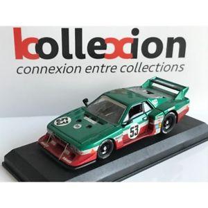 【送料無料】模型車 モデルカー スポーツカー ランチアベータモンテカルロルマンlancia beta montecarlo n53 le mans 1980