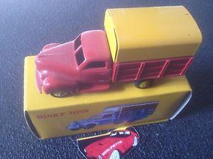【送料無料】模型車 モデルカー スポーツカー アトラスミニアチュアボックスatlas miniatures dinky toys studebaker tapissiere n25 l in box